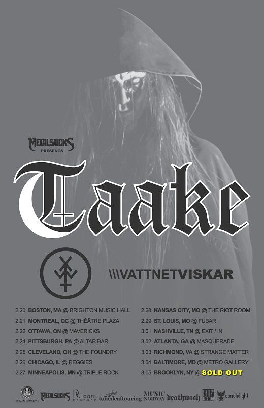 Taake 2016 USA - Print Admat - UPDATED 12-23-2015